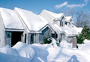 Snow Ridge Village at Jack Frost sKi Mountain in the Poconos