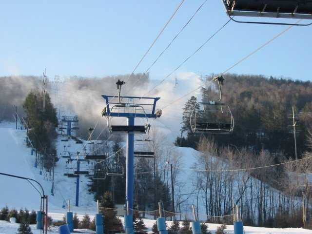 Blue Mountain Poconos Lifts