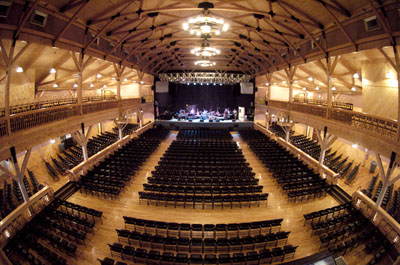 Penn's Peak Concert Hall