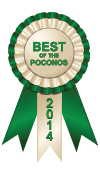 Best of the Poconos Award
