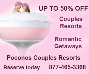 Poconos Couples Resorts Guide