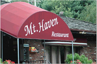Mount Haven Resort Front Entrance