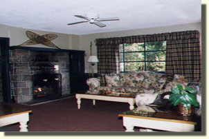woodside cottage interior