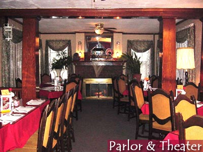 murder mystery parlor in Tannersville